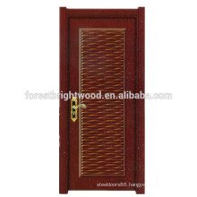 Newest Design HDF Moulded Melamine Door/Melamine Wooden Interior Doors